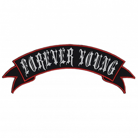 рокер FOREVER YOUNG - рк017