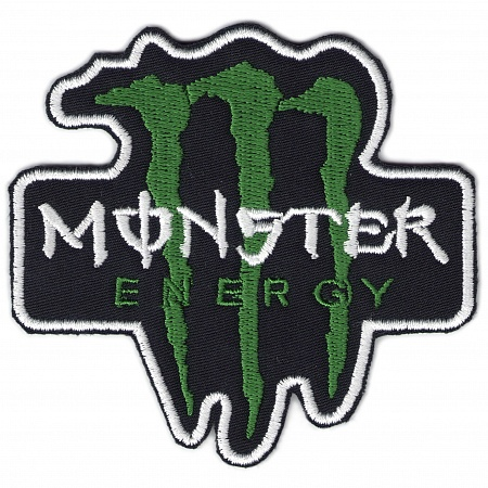 шеврон MONSTER ENERGY - ш311